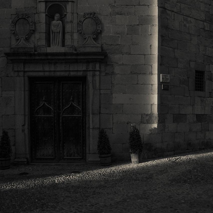 en Carrer del Rei Ferran el Catòlic, Girona, Catalunya
