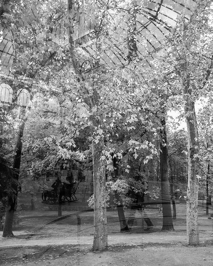 Inside Outside, Palacio de Cristal, Madrid, Spain