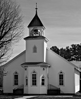 Lattisville Grove Church, Orange County, NC